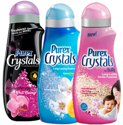 3 00 2 Purex Crystals Fragrance Boosters Coupon Only 1 65 Cvs Or 2 49 Target Purex Crystals Purex Caress Body Wash