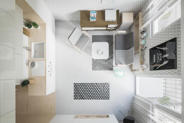 40 Minimalist Home Designs Ideas Under 50 Square Meters Tiny House Interior Design Small House Design Tiny House Interior