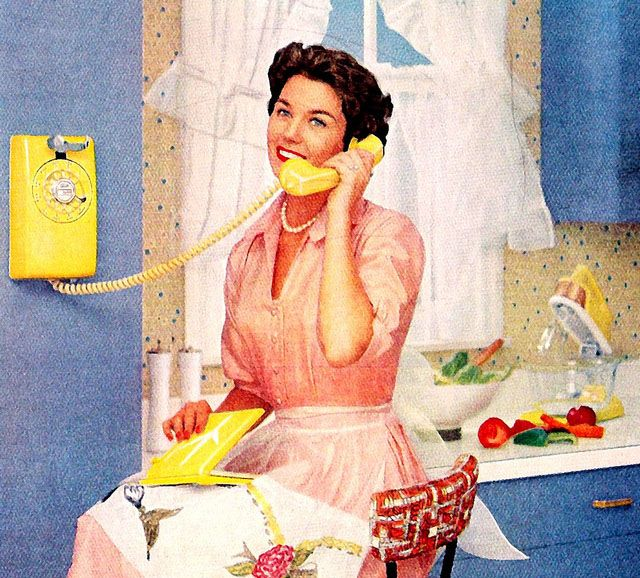 retro blogs vintage housewife