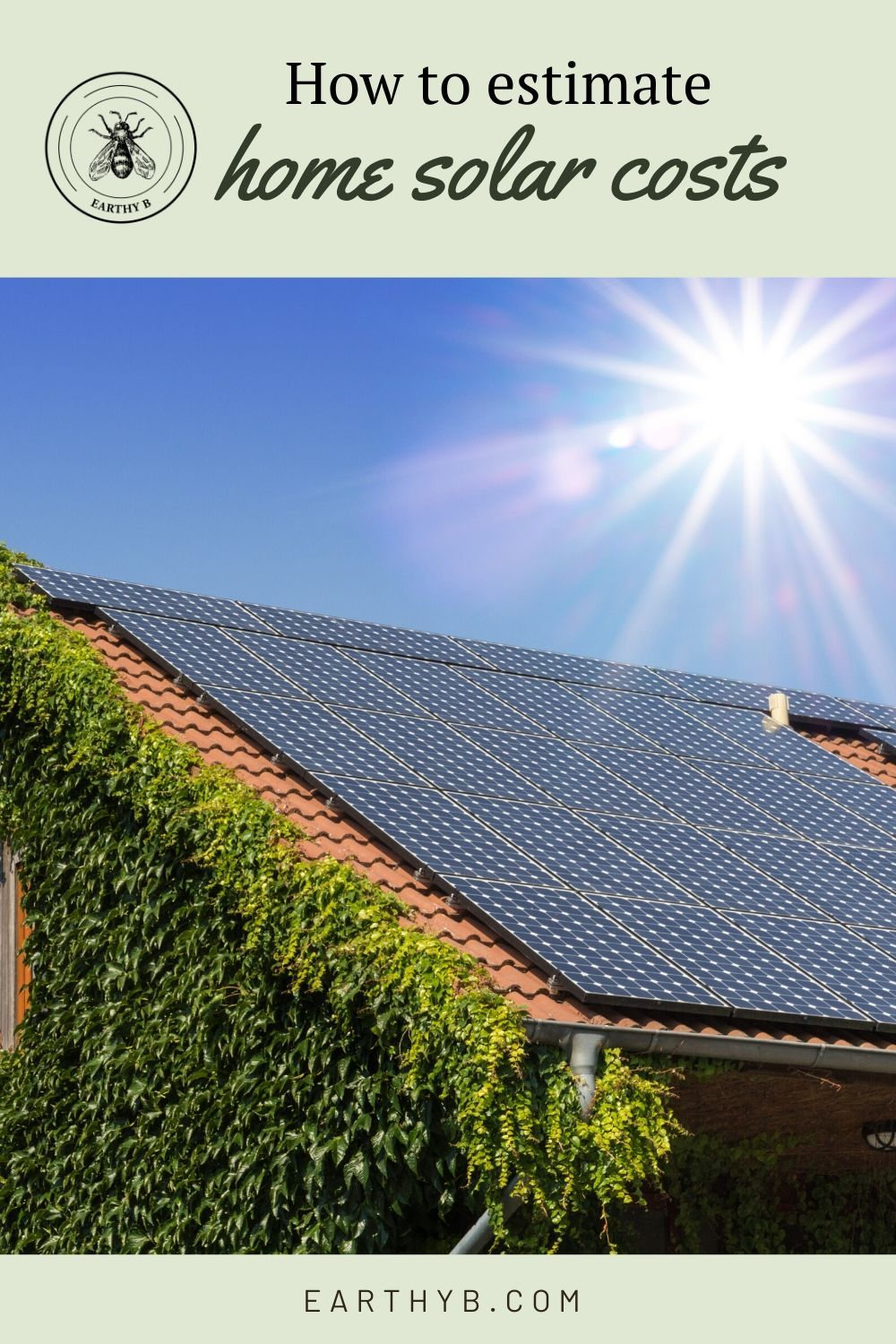 How To Estimate Home Solar Costs In 2020 In 2020 Solar Cost Solar Panel Cost Solar