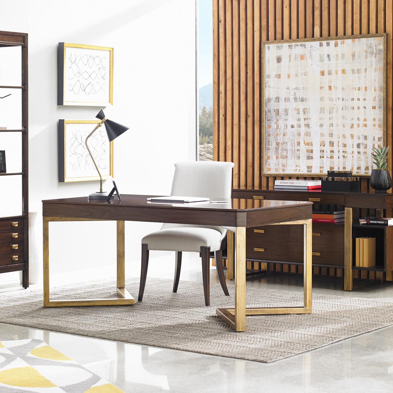 Stanley Furniture Crestaire Presley Porter Host Chair #Zincdoor