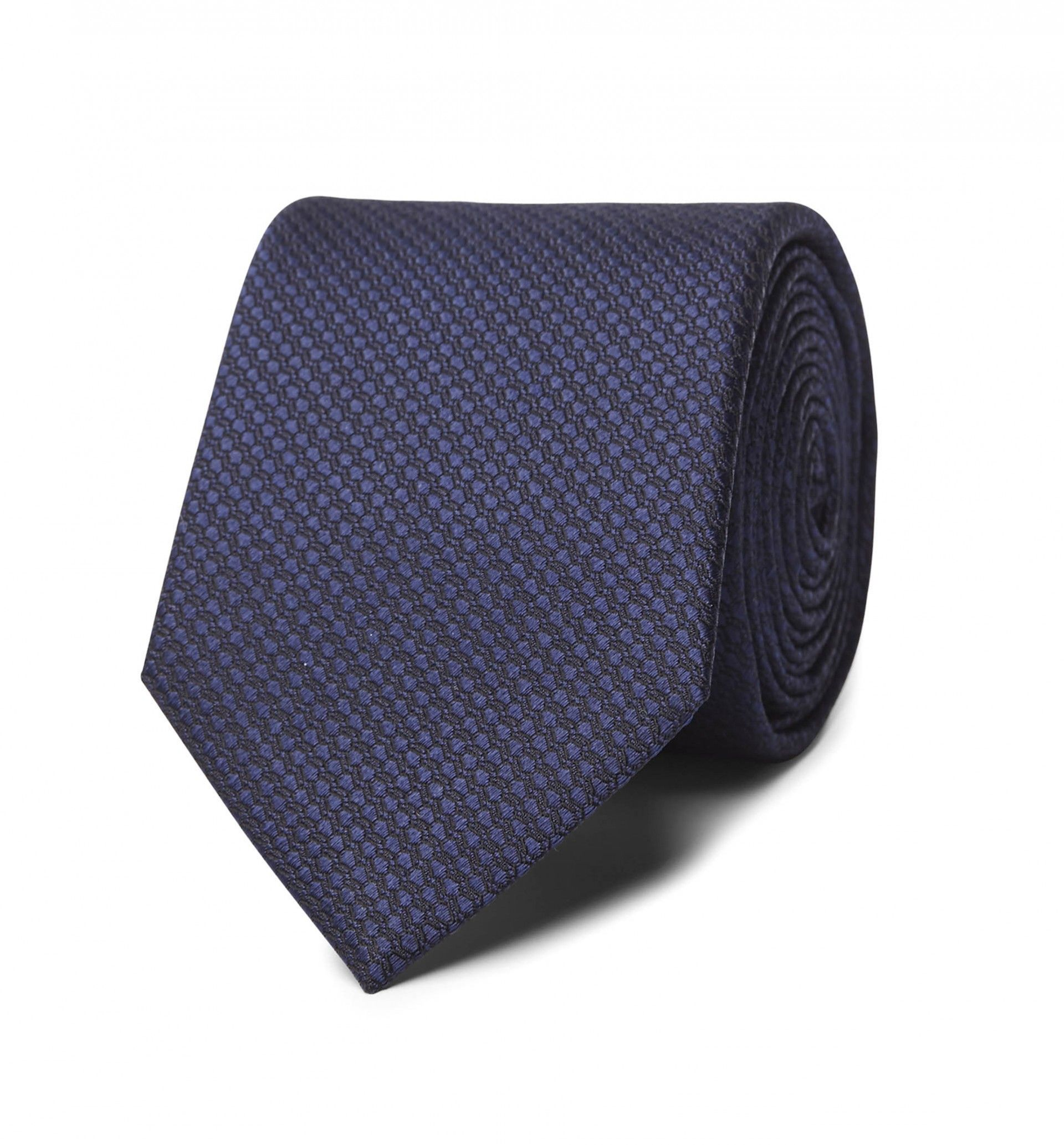 Don't let your tie be an afterthought - make it a statement. Your outfit isn't complete without an Italian silk tie.