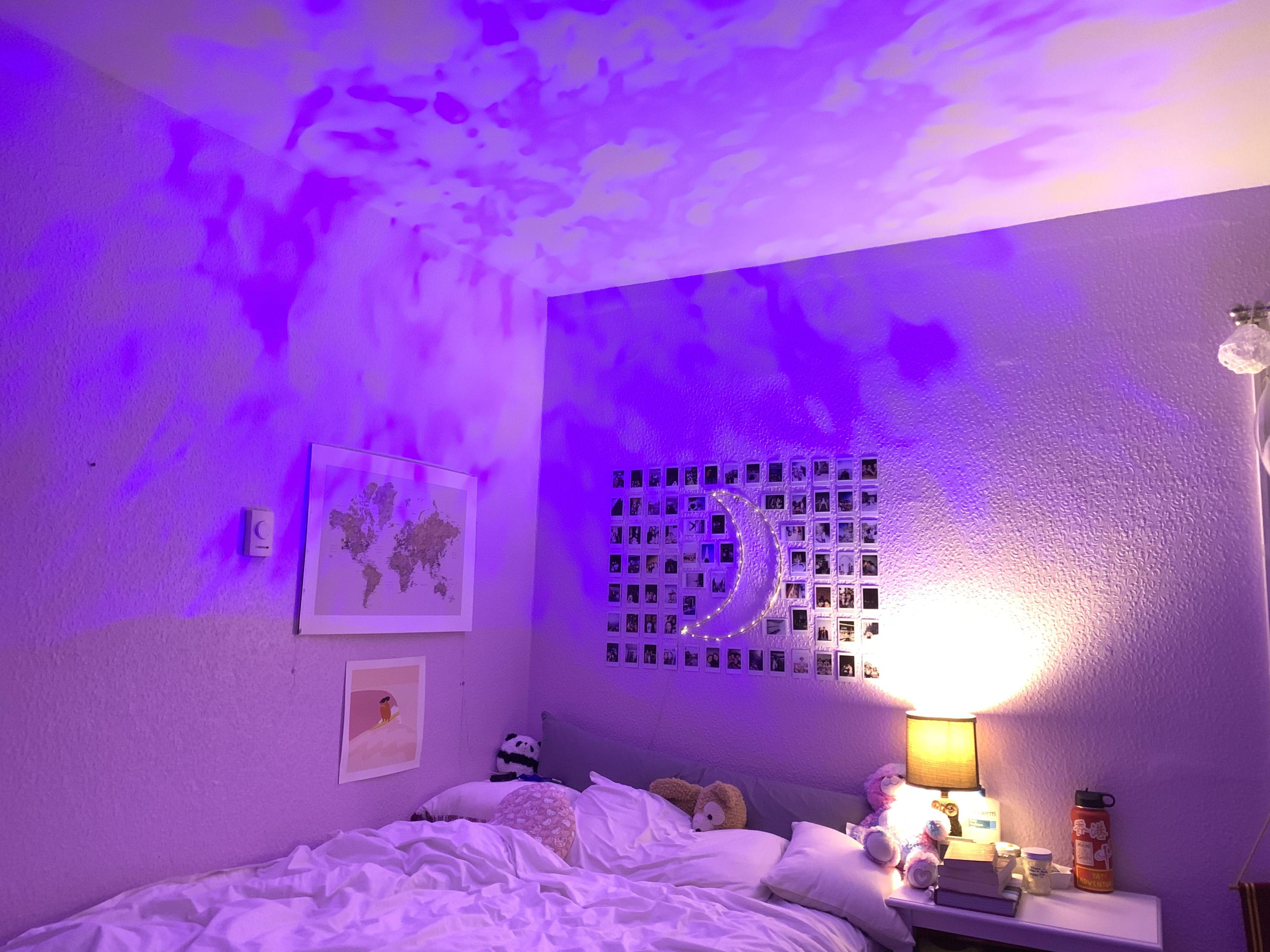 Room Teenageroom Tiktok Tiktokroom Blisslights Skylights Room Redo Teenage Room Dream Room