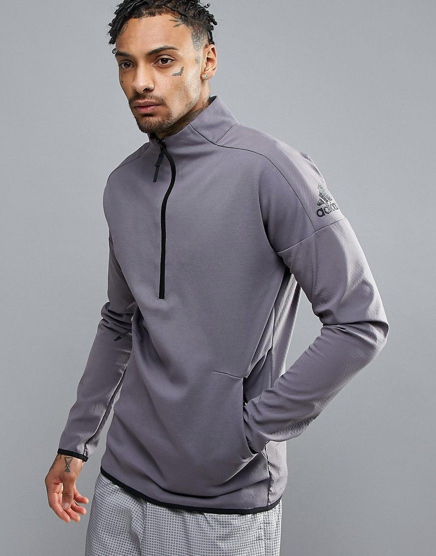 large discount adidas Z.N.E. Travel Jacket Grey | Adidas