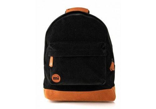 Batoh MI-PAC - Premium Cord Black (002)