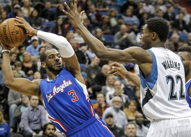 Clippers vs. Timberwolves - 3/9/15 NBA Pick, Odds, and Prediction
