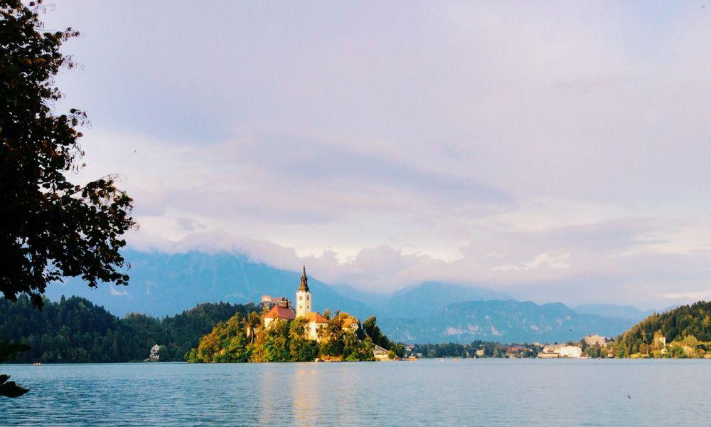 Slovenia+road+trip:+Lake+Bled