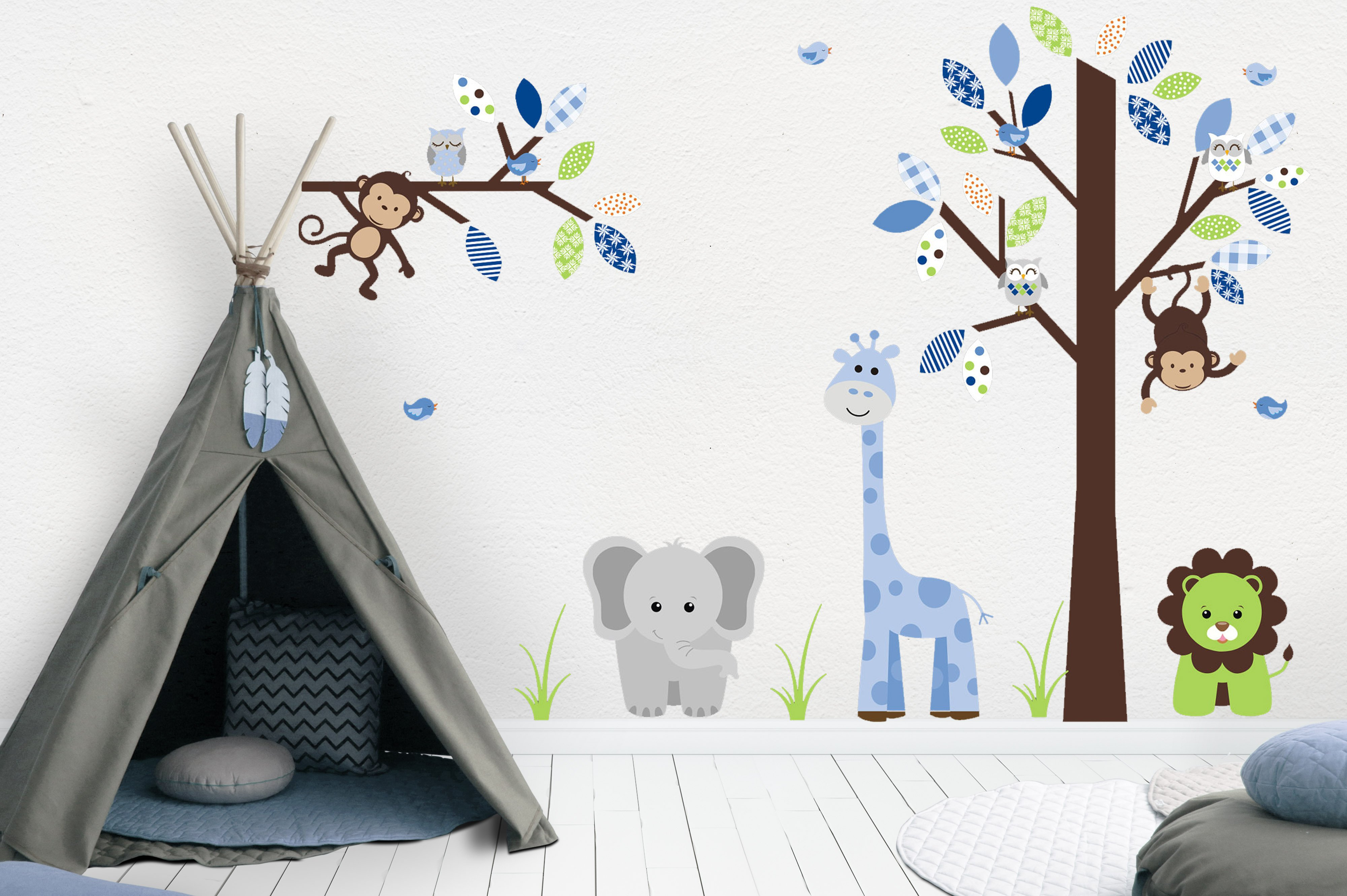 Pin On Nursery Wall Decals