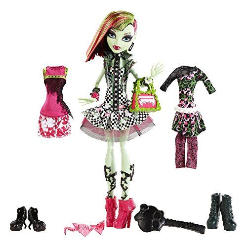 Monster High I Heart Fashion Venus McFlytrap Doll Set. Great product!.