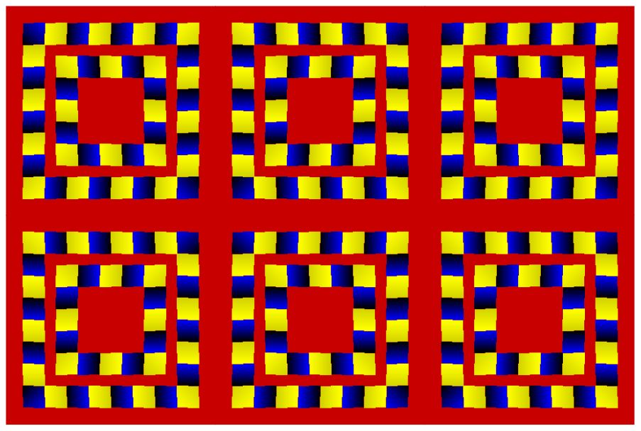 Optical Illusions by Jedi Simon