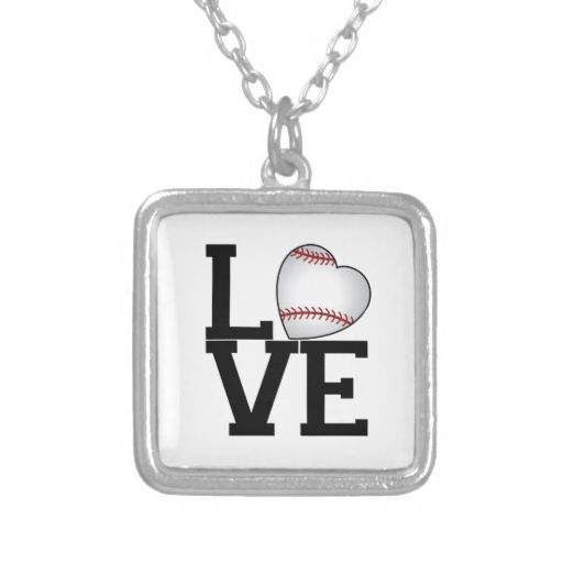 Sentimental Wedding Gift Ideas: Love Baseball Softball Jewelry