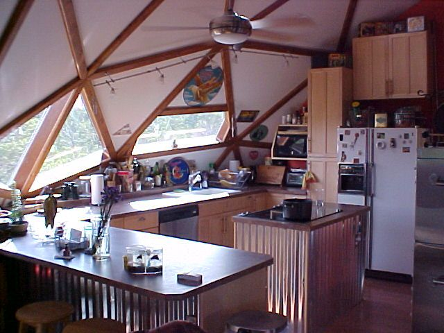 Geodesic Dome House Interior Images