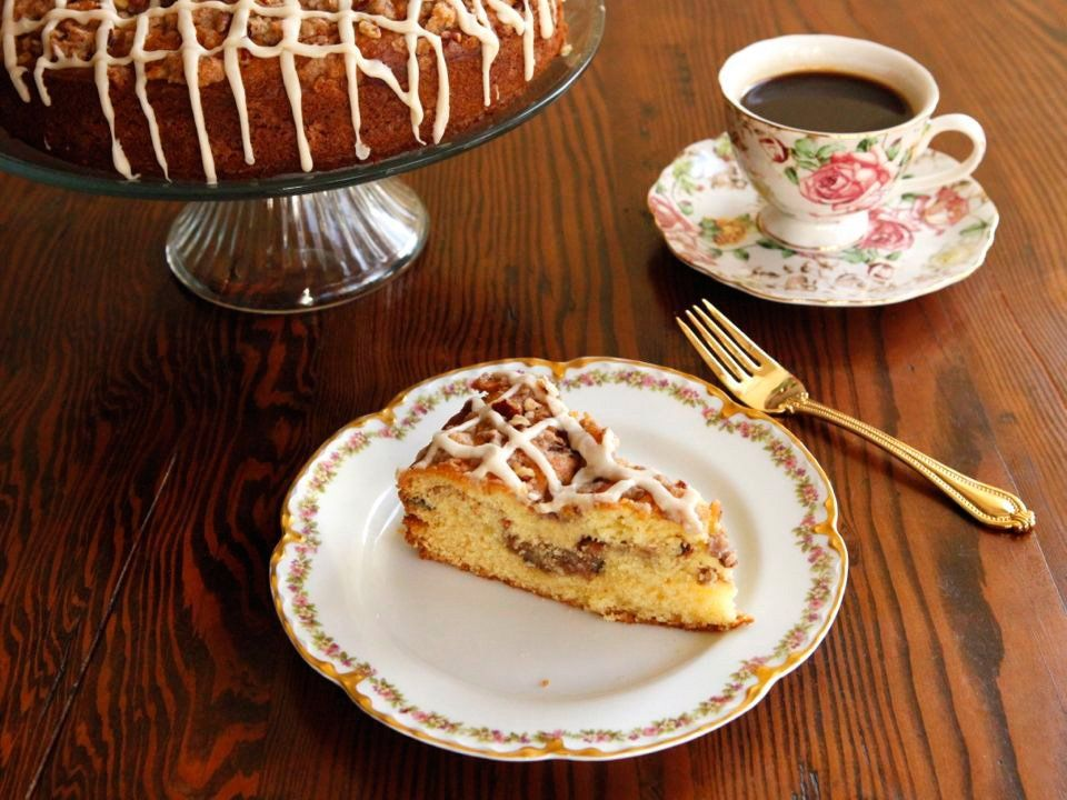History Of Coffee Cake