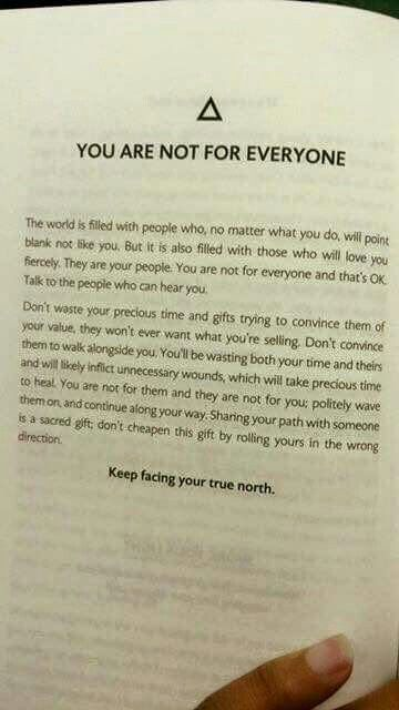 """Something I need to work on.  Fuck you to anyone that doesn't """"get me, or doesn't care about to understand """"."""