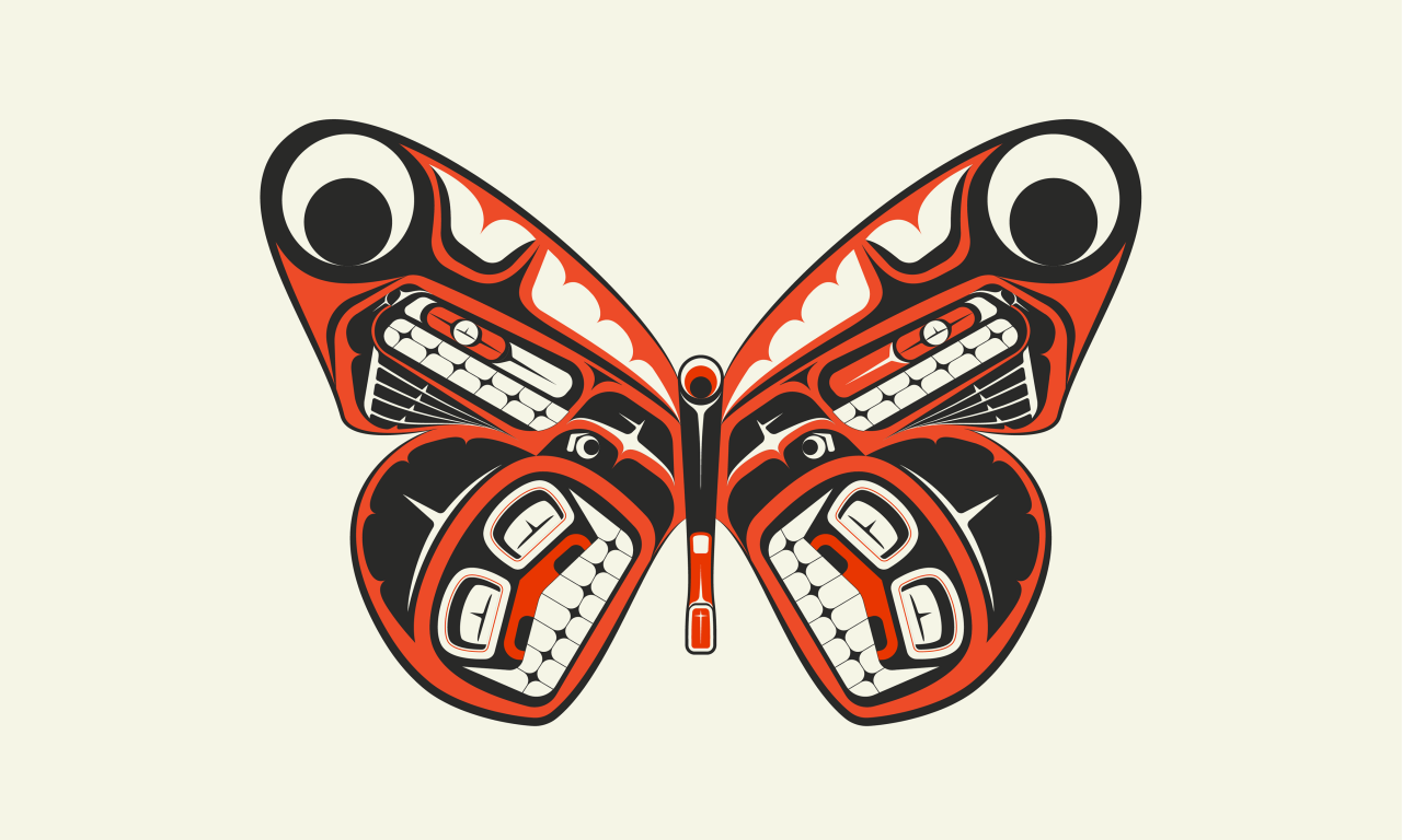 This Is A Butterfly By Brian J Webb In The Style Of The