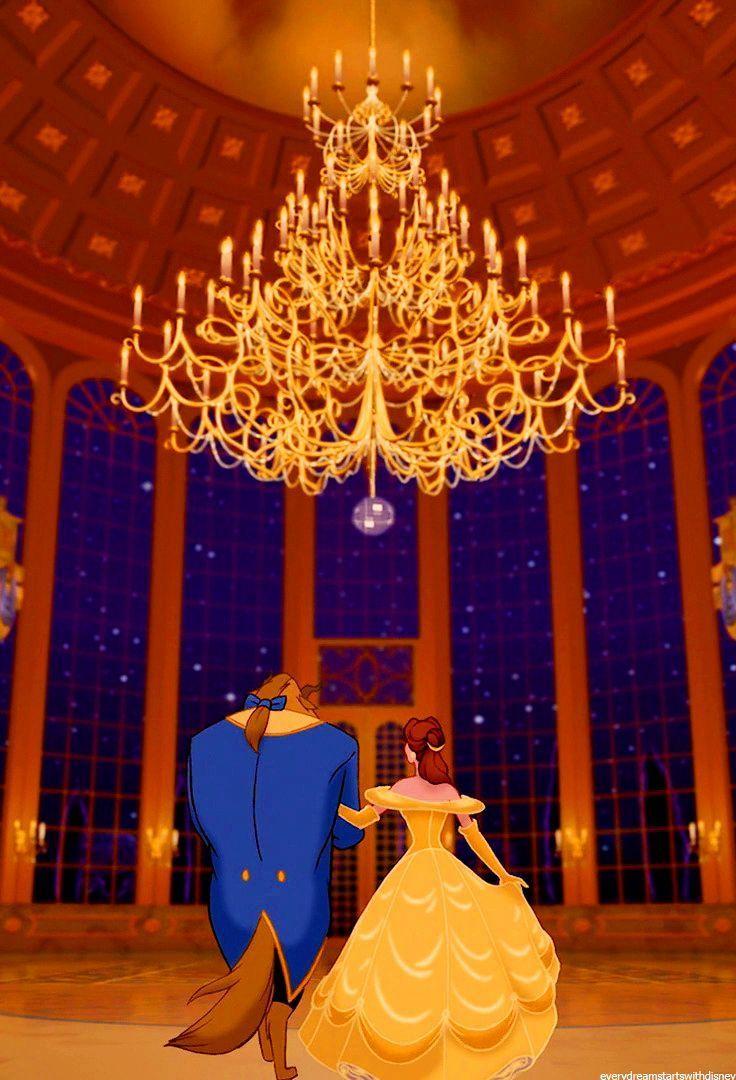最高にロマンティック!ディズニープリンセスの物語再現フォトを撮り