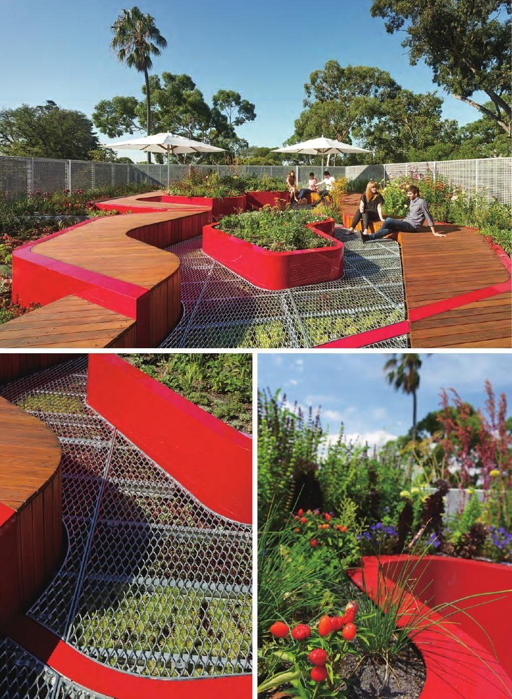 Roof Garden Landscape - World Landscape Case Studies | Roof Garden, Garden Landscaping, Landscape