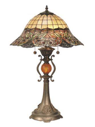 Amazon Com Dale Tiffany Agostino Table Lamp Home Improvement