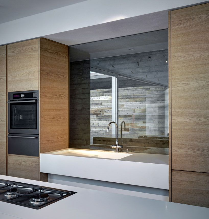 Rocco Borromini Creates Modern AP House With Traditional