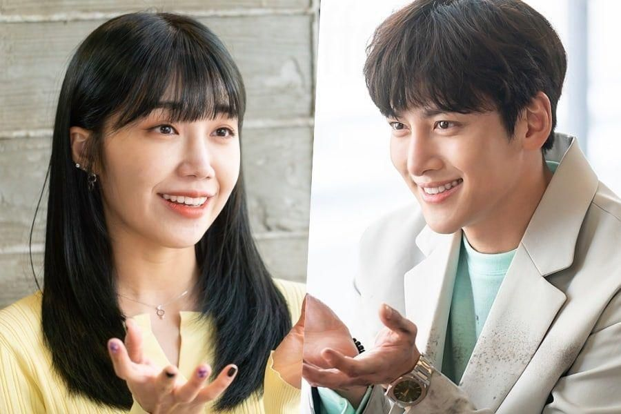 "Apink's Jung Eun Ji Meets Ji Chang Wook In Special Cameo Appearance On ""Backstreet Rookie"""