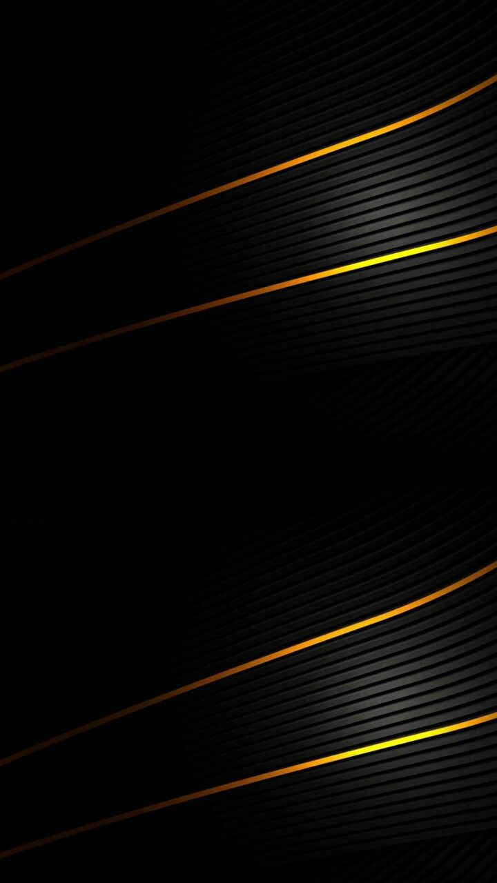 Black and Gold Wallpaper | *Abstract and Geometric Wallpapers