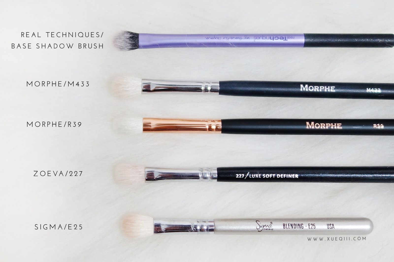 Morphe Brushes Morphe rose gold brushes, Makeup brush