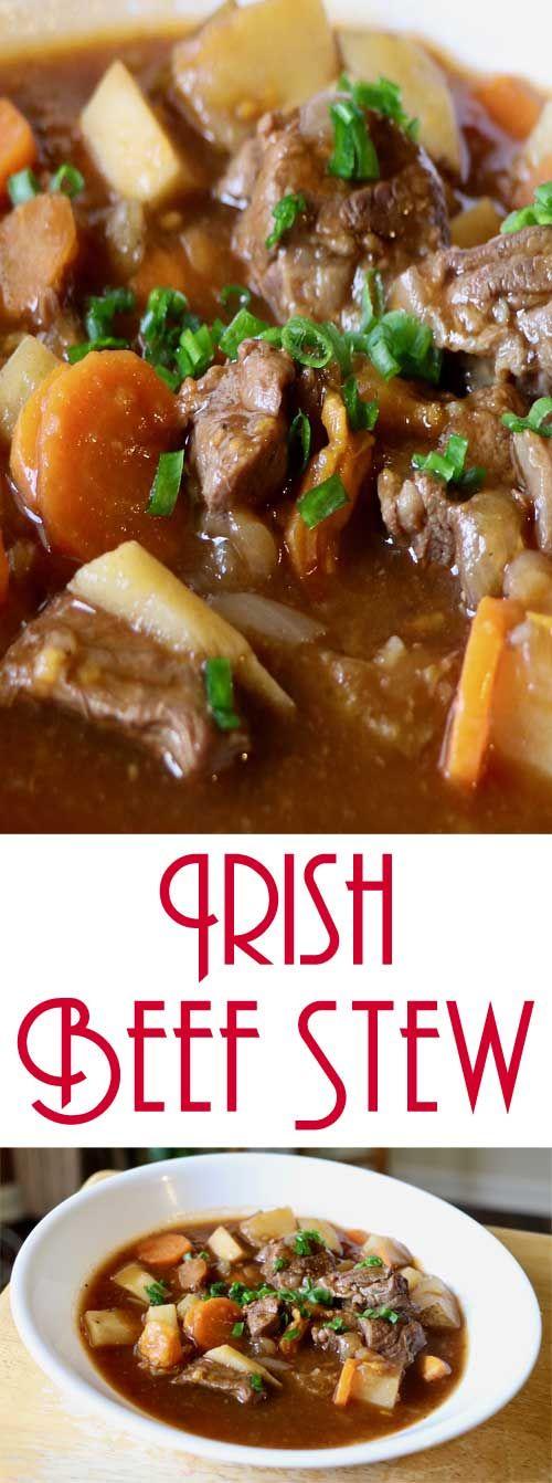 Photo of Recipe forHealthier Irish Beef Stew