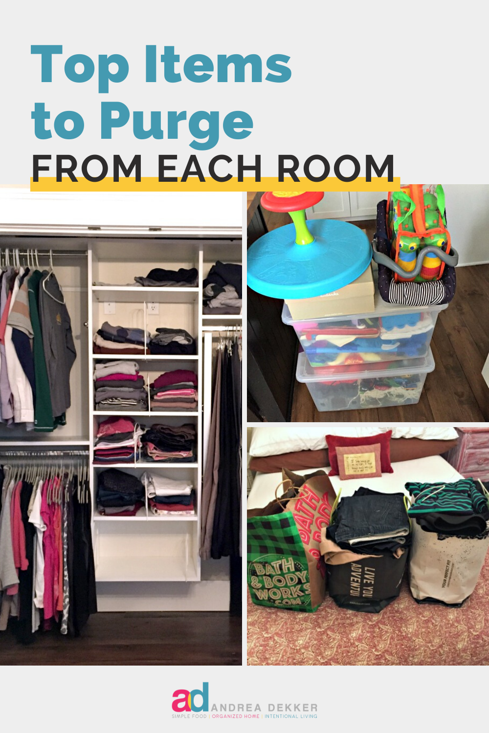 Pin On Decluttering Tips Ideas For Home