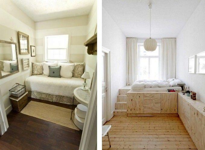 오늘은 작고, 아담하고, 아늑한 분위기의 침실 인테리어 ...