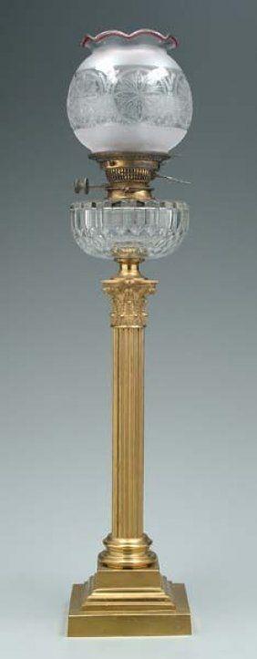 Hinks oil lamp