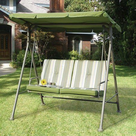 Replacement Canopy For Walmart S Double Seat Cushion Swing By