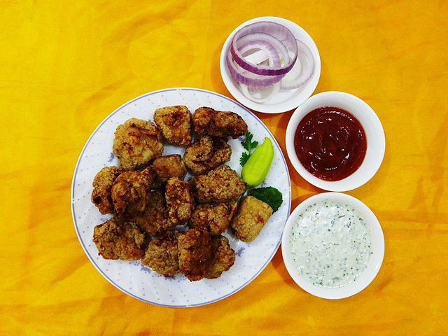 Cuisine of karachi chicken chunks bbq recipes cuisine of karachi chicken chunks forumfinder Image collections
