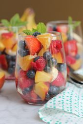 Photo of Simple Fruit Salad Simple Fruit Salad + A $100 Gift Card Giveawa