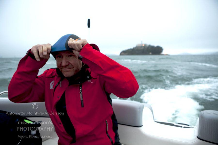 Anders Olsson. Champion. Escape from Alcatraz.
