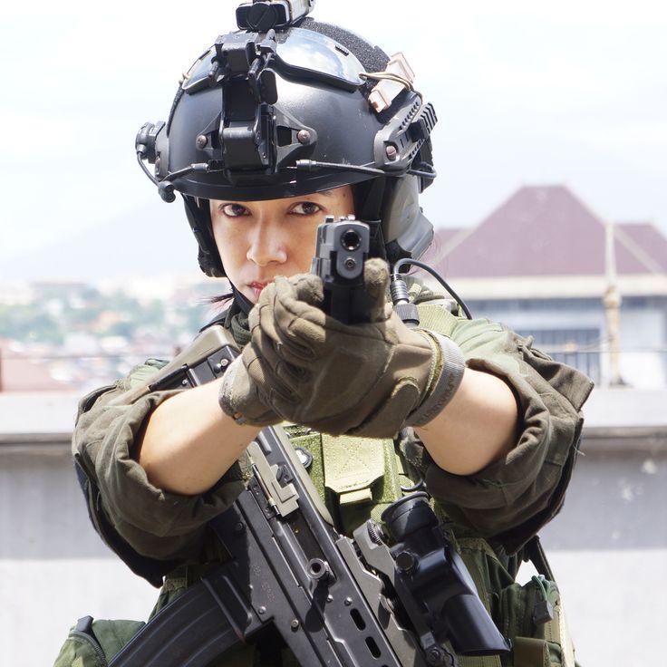 Женщина-солдат снайпер: 7 тыс изображений найдено в Яндекс ...