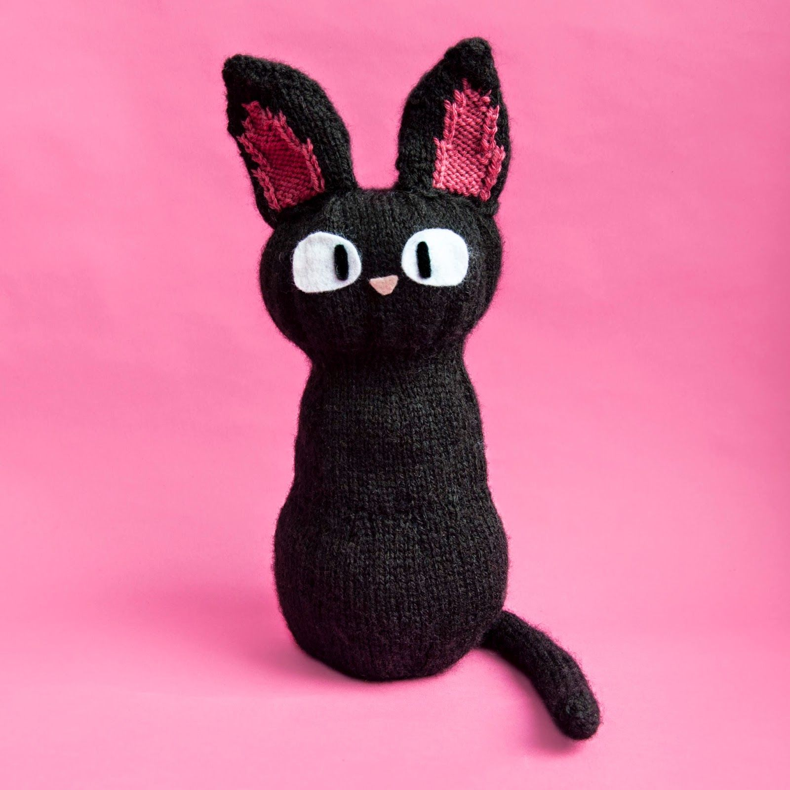 Sincerely louise jiji the cat free knitting pattern i loves sincerely louise jiji the cat free knitting pattern i loves him bankloansurffo Images