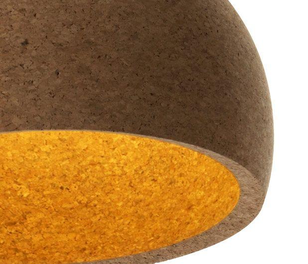 Float, Cork Lamps By Benjamin Hubert