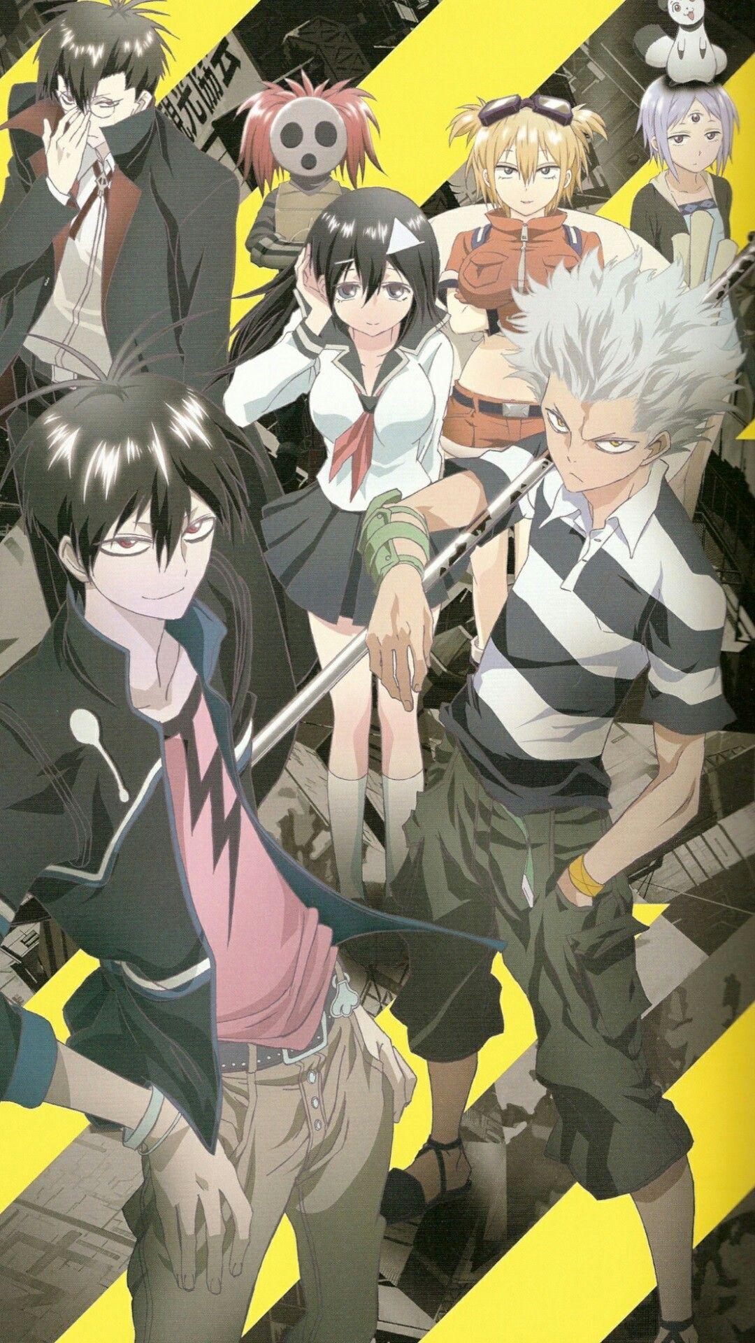 Blood Lad Anime, Anime characters, Anime news network