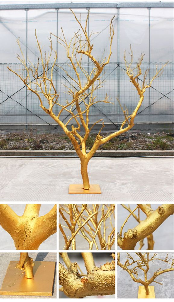 High quality of dry tree branches for wedding and home ...