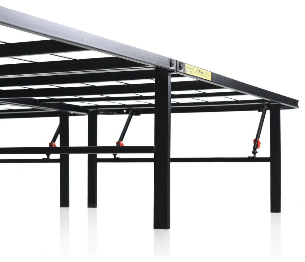 Classic Brands Hercules Platform 14 Heavy Duty Metal Bed Frame