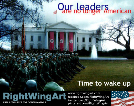 Our despots are foreign - wake up!!