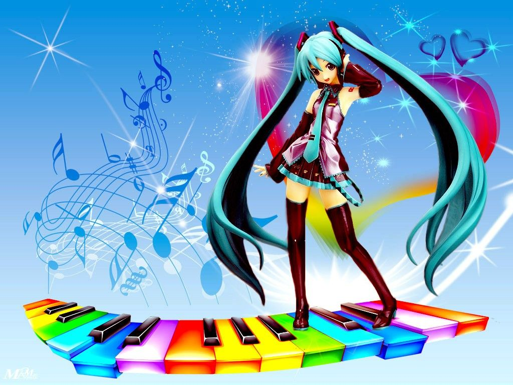 Kids 3D Music Wallpaper 3dwallpapergallery 3d