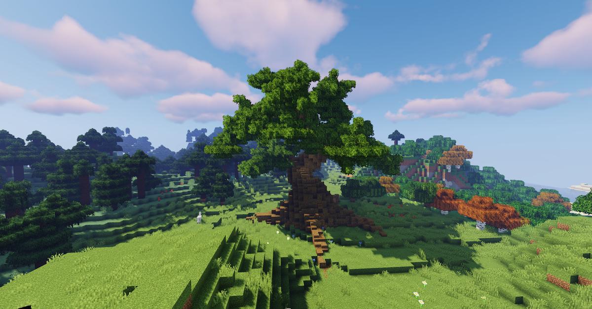Bonsai Trees Minecraft
