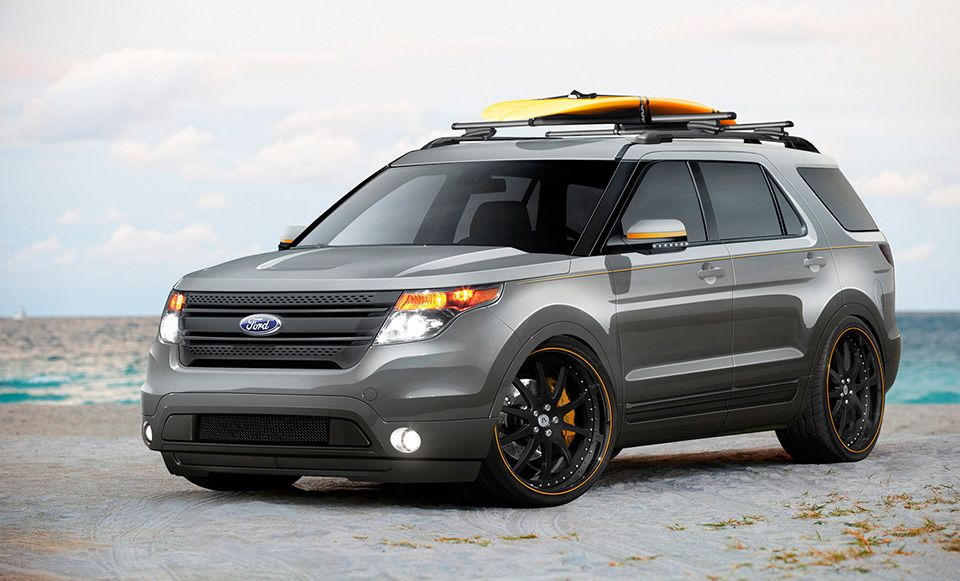 Custom Ford Explorer Google Search 2014 Ford Explorer Ford