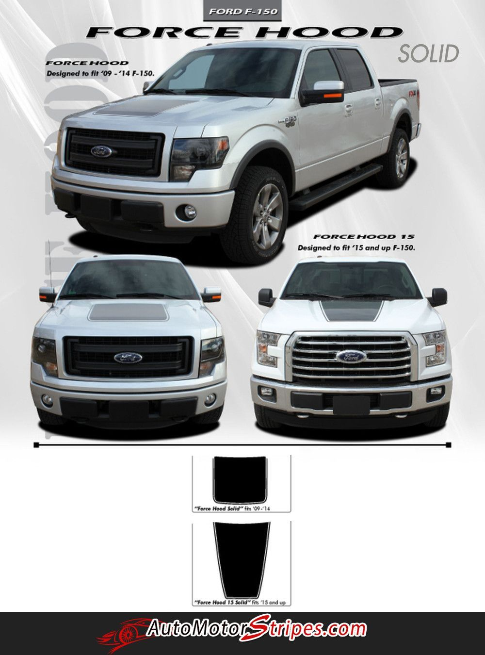 2014 Ford F-150 STX SuperCrew announced - Carfanatics Blog