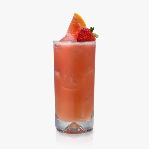 Pomegranate Sea Breeze Drink
