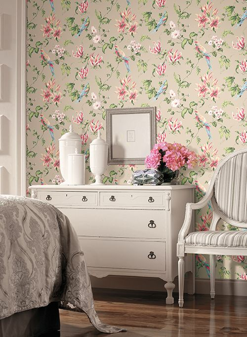 #floralwallpaper