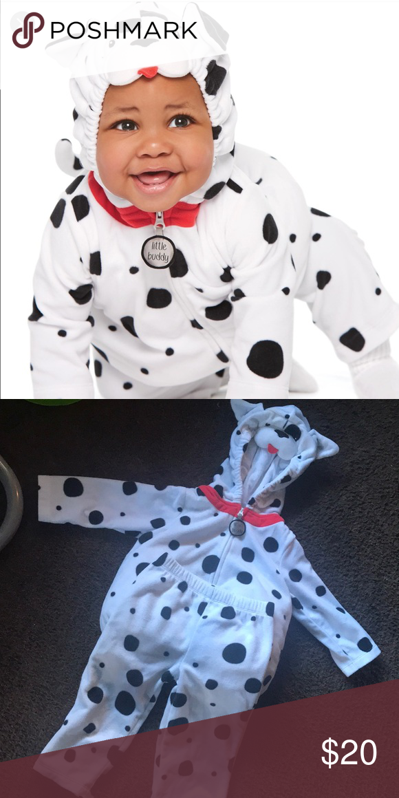 8d6a3ef97 Carters Dalmatian Costume Worn once. Washed & cleaned! Ready to be shipped  ASAP to get it in plenty of time for Halloween 🎃 Carter's Costumes  Halloween