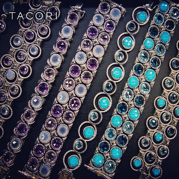 Tacori A look inside our jewelry box reveals a selection of new