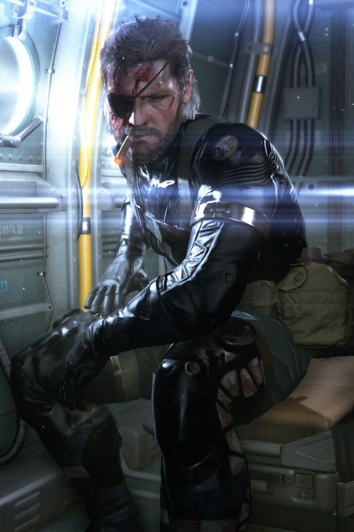 89968f5422e Naked Snake (Big Boss)   Metal Gear Solid V Ground Zeroes   PS4Share   MGSVGroundZeroes  MGS  MetalGearSolid  GroundZeroes  BigBoss  MotherBase  ...